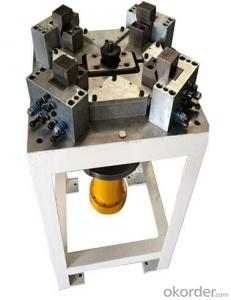 Tin Box Square Flanging Making Machine