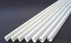 Wear Resistant  Alumina Ceramic Cylinder Tube