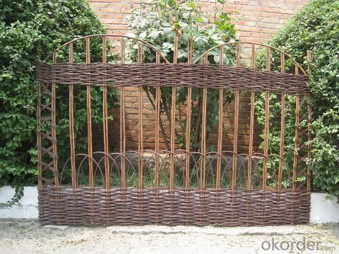 BACK YARD NATURAL WILLOW DECORATION