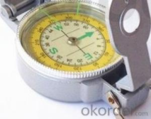 Metal Army or Military Compass DC45-C