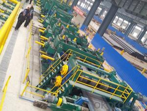 Steel Φ219 Φ711 CFOE mill roll forming machinery