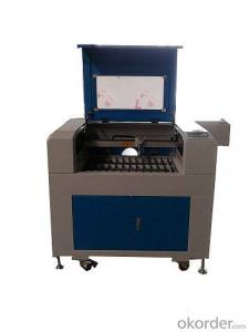 Laser cutting machine 6040