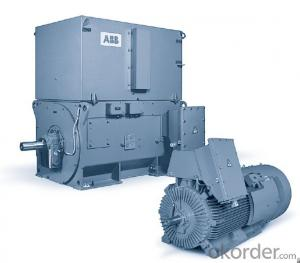 ABB AC Motor High Low Voltage NV Series