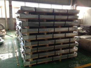Prepainted galvanized corrugated steel sheet