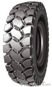 OFF THE ROAD RADIAL TYRE PATTERN B04S FOR DUMPERS