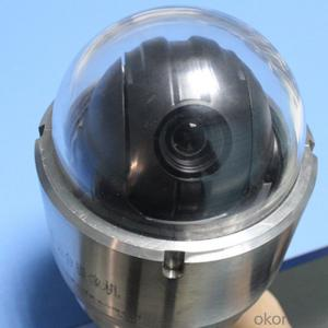 GLF-UWRC-1B underwater 360 rotate camera for ROV use