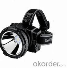 LED tecnology Head lamp