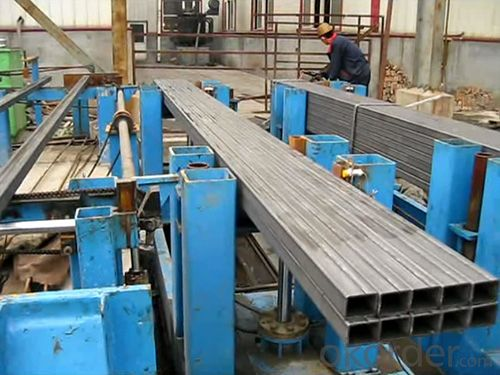 Steel Pipe Packing Machine