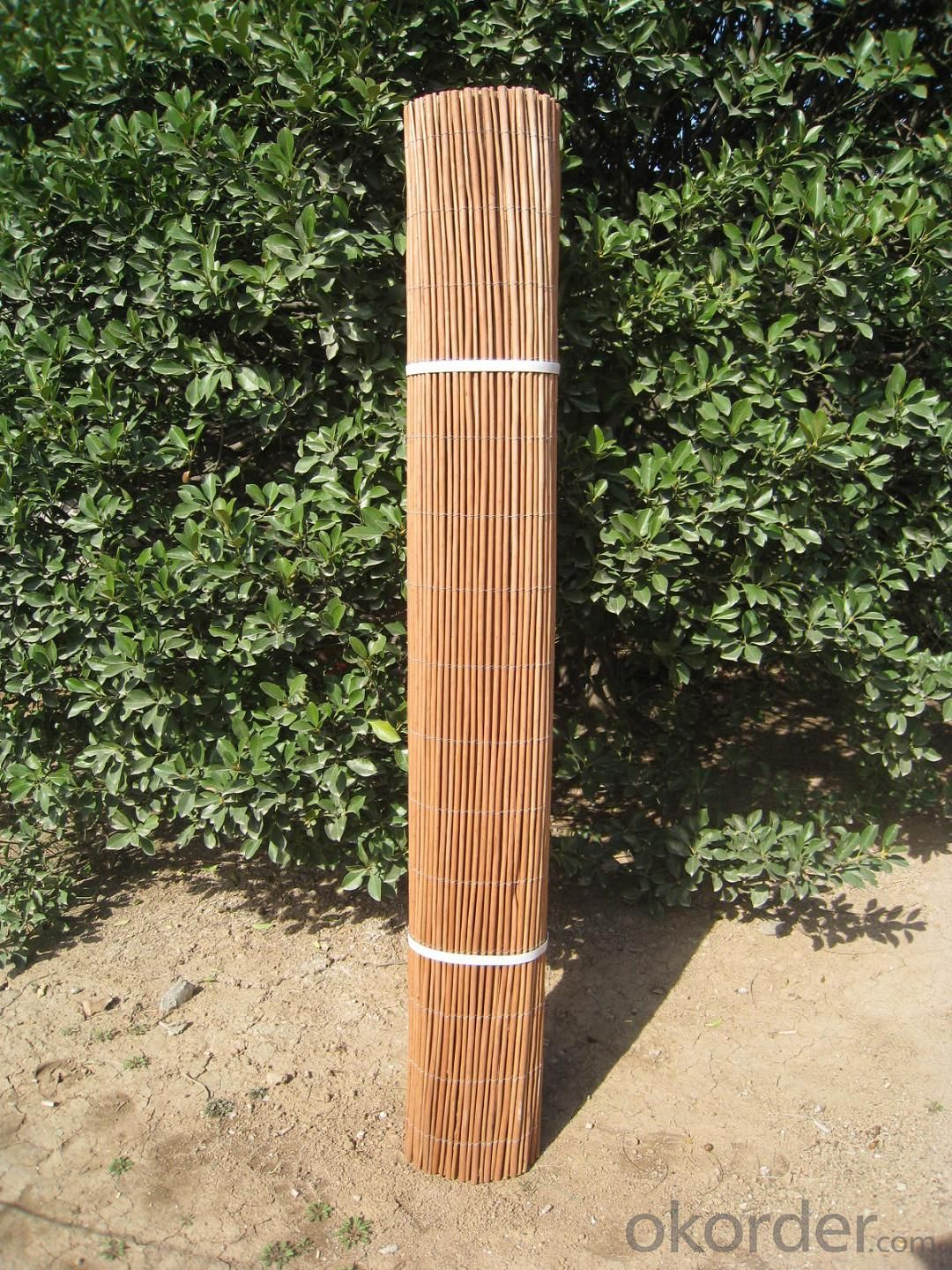 WILLOW FENCE NATURAL GARDEN CHEAP FENCE SCREEN
