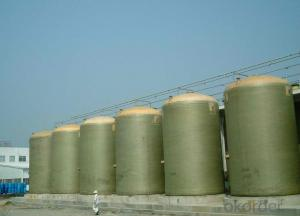 GRP Water Tank with Best Quality/ FRP Storage Tanks/ Fiberglass Reinforced Plastic Tank  DN2000