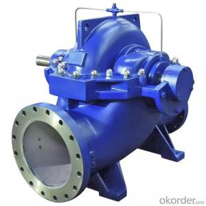 Double Suction Split Casing Pump