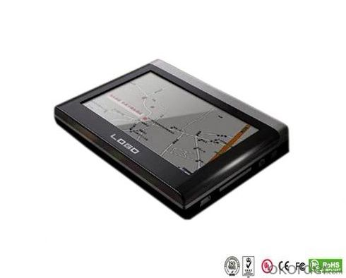 Vehicle 4.3 Inch Portable GPS Touch Screen all Countries maps