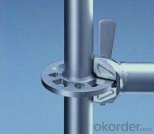 Safe Ring-lock Scaffolding system