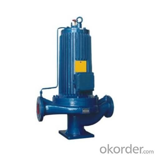 Vertical Canned Motor Pump