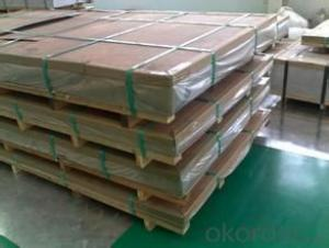 Mill Finished Aluminum Sheets