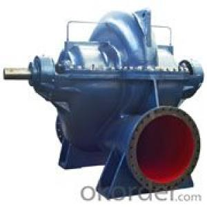 Double-suction centrifugal pump