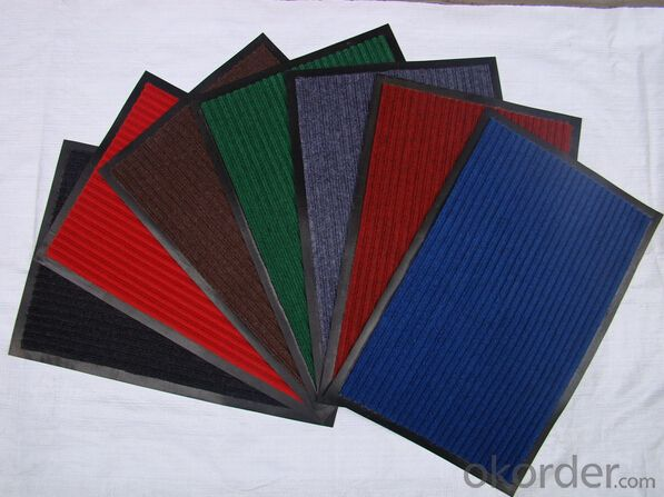 good quanlity cheap price colourful PVC Floor Mat