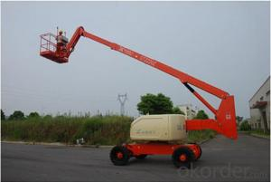 Articulated Boom Lift GTZZ20Z