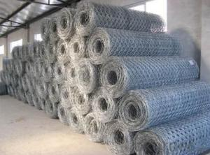 Galvanized Hexagonal Wire Netting-1/2 inch