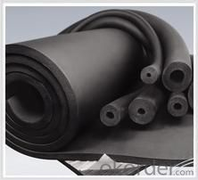rubber insulation in high quality