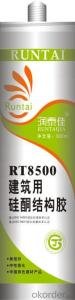 RT-6500 Neutral Weatherproofing Silicone Sealant for Building