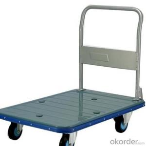 Manual handle trolly