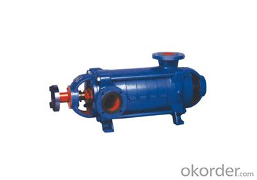 Horizontal Multi-stage Centrifugal Pump D(DF/DY)/DG Series