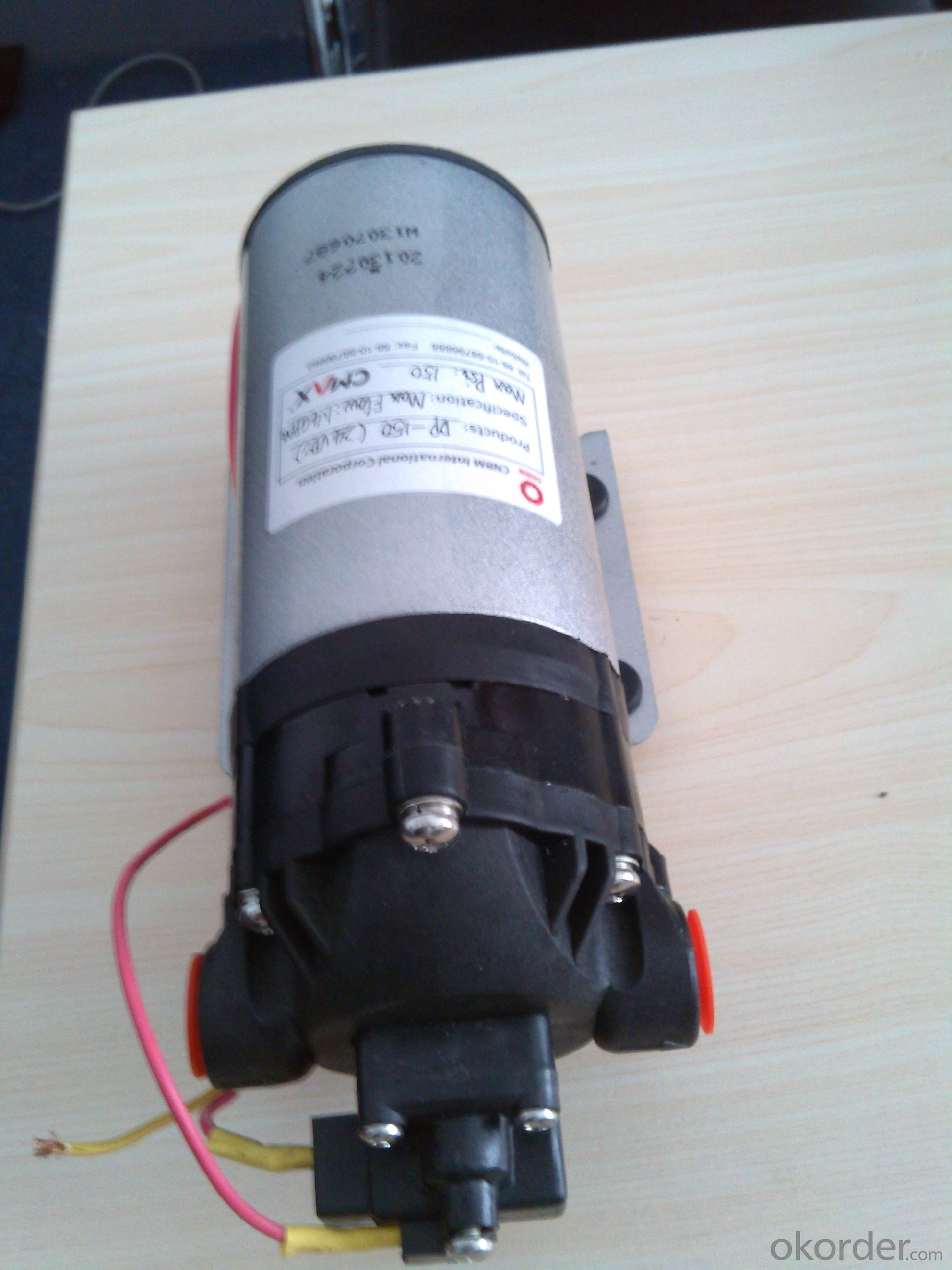 Low Voltage Diaphragm Pump