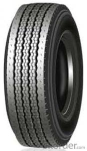 Truck and Bus radial tyre pattern 396