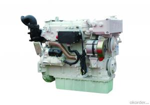 Yuchai YC4F Series Marine Engines