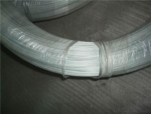 Electro Galvanized Solid Binding Wire Roll