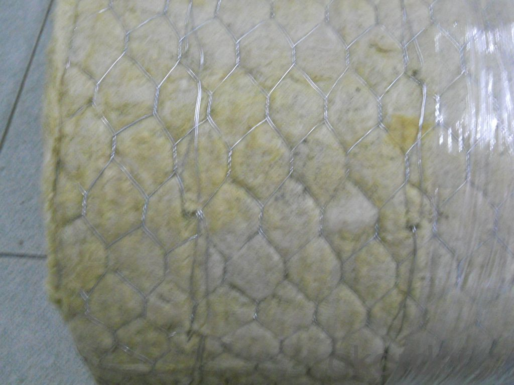 Rockwool Blanket with Wire Mesh in Best Quality