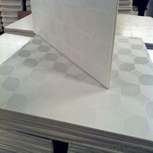 Gypsum Ceiling Board Tiles