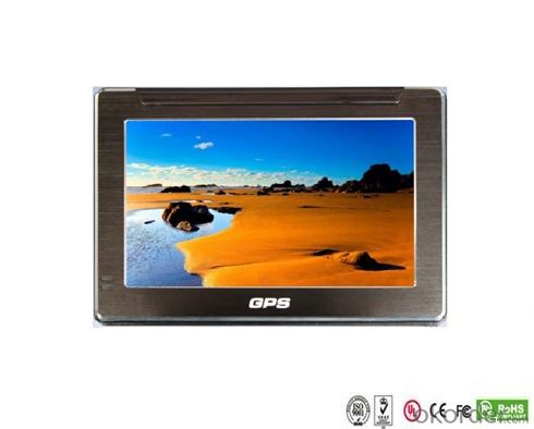 WinCE 4.3 inch GPS Navigator FM MP3 MP4 eBook function BT,AVIN optional