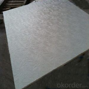 Gypsum Ceiling Board Tiles
