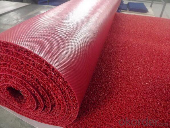 waterproof floor mat pvc coil mat