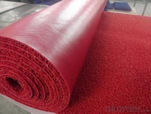 waterproof floor mat pvc coil mat