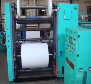 WZFQ-1100A Model Big Paper roll rewinder