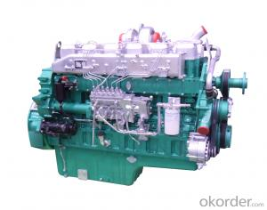 Yuchai YC6T (320-550kW) Series Engines for Generators