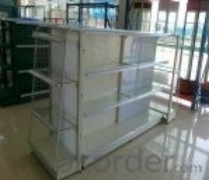 light duty supermarket rack