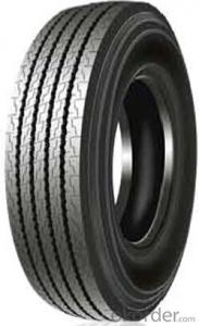 Truck and Bus radial tyre pattern 366