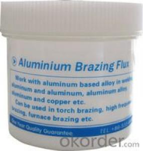 high acivity aluminum brazing flux paste