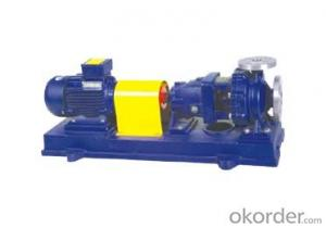 Chemical Pumps IH Series