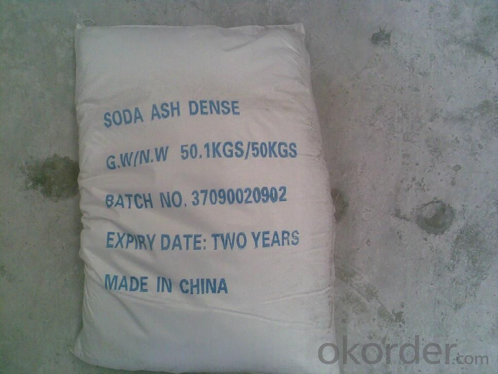 Soda Ash of Factory Directly Sell with Competitive Price