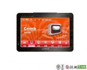 DVB-T function 5.0 inch Vehicle GPS System