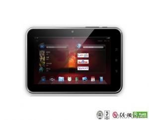 GPS 7 inch Tablet Android Dual Core CPU WIFI