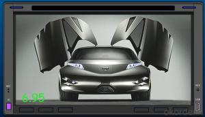 Universal CMAX-005  dvd with Origina car style