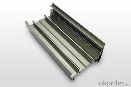 Aluminum product for profile