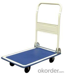 Hand trolley for goods