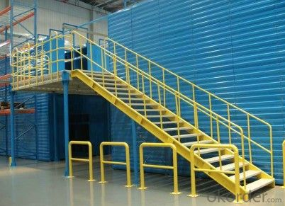 Mezzanine Racking System for Warehouse Storage
